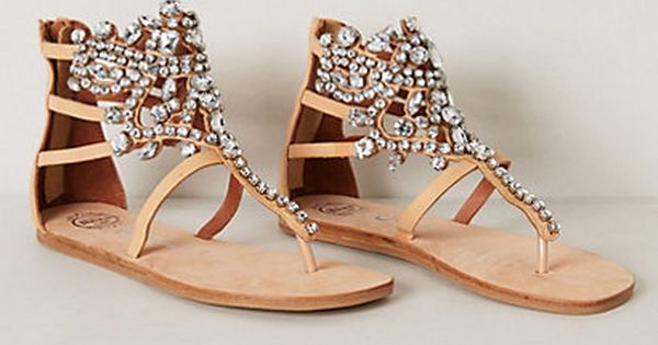 Wedge sandals - dress up any outfit with these adorable sandals