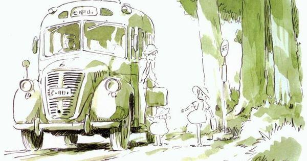 Pin By S H I 橙 On M A R N I E Miyazaki Art Studio Ghibli Art Concept Art
