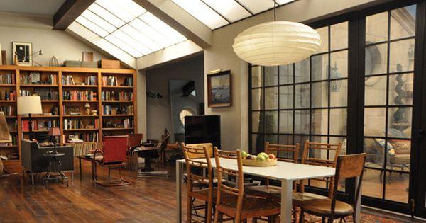 Neal Caffrey S Fabulous New York Apartment Set White