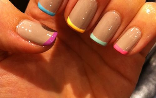 Summer nail art.. yes please