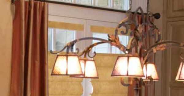 Bring New Design To Home With Wrought Iron Curtain Rods Custom