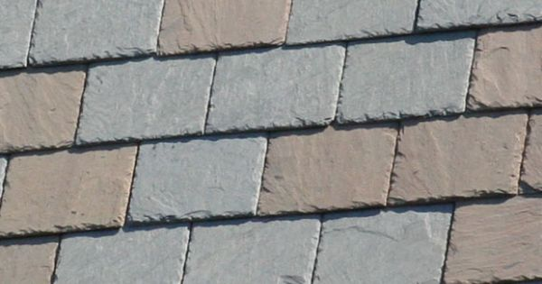 Semi Weathering Vermont Gray Roofing Slate Slate Grey Vermont Slate Shingles