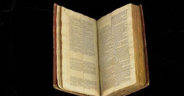 Filming The Jefferson Bible Jefferson Bible Bible Greek Bible