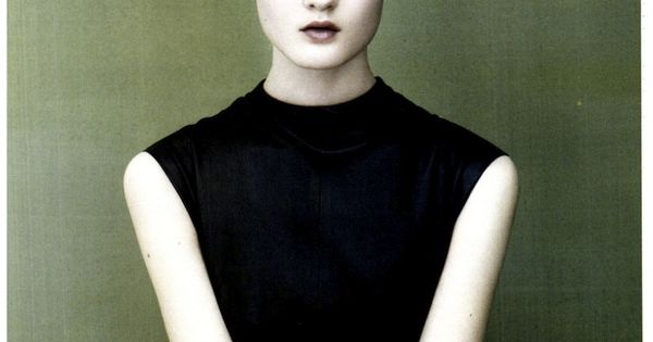 Vogue Italia Beauty August 2011 : Kirsi Pyrhonen : Josh Olins.