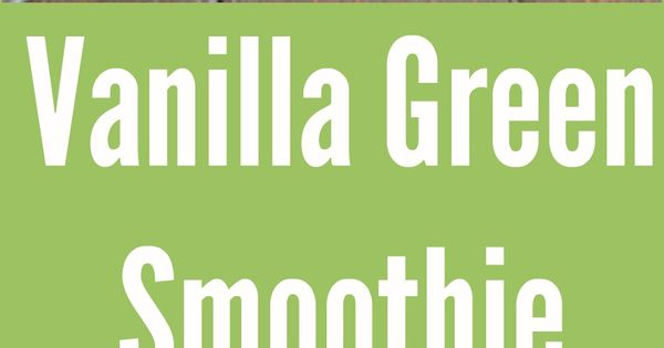 Protein Packed Shamrock Shake | Recipe