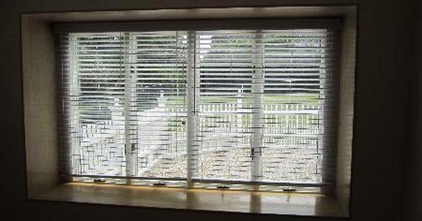 Window Blind casement window blinds : Window Treatments For Casement Windows | Pella ® Designer Series ...