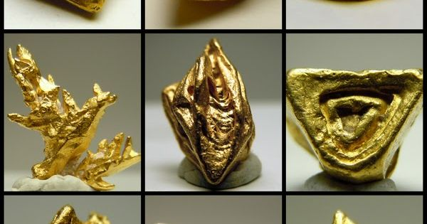 I think the beauty of gold speaks for itself. I wish there