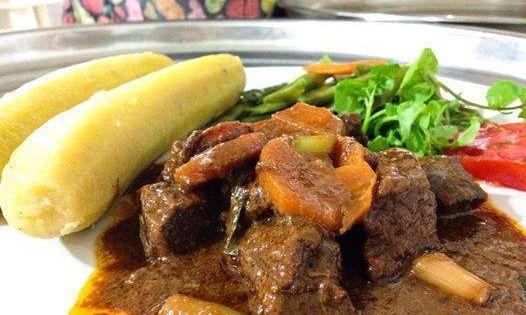 L origine de la cuisine ha tienne haitian food for Cuisine haitienne