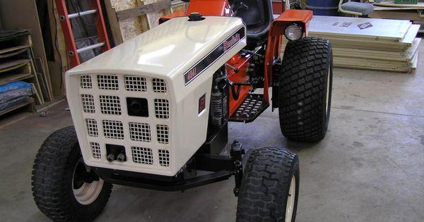 Simplicity 4041 For Sale Powermax 4041 Greg North Gregs Tractors Garden Tractors