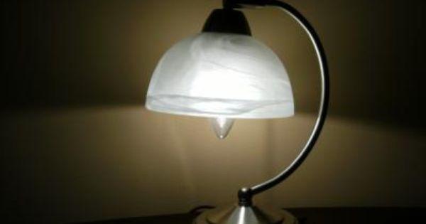 Stara Sliczna Lampa 4595188657 Oficjalne Archiwum Allegro Table Lamp Lamp Desk Lamp
