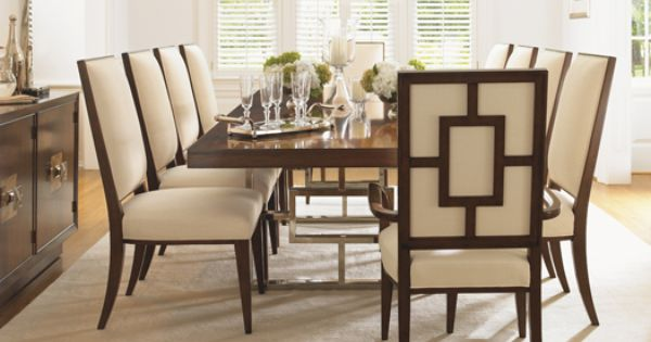 7 piece round dining table set images