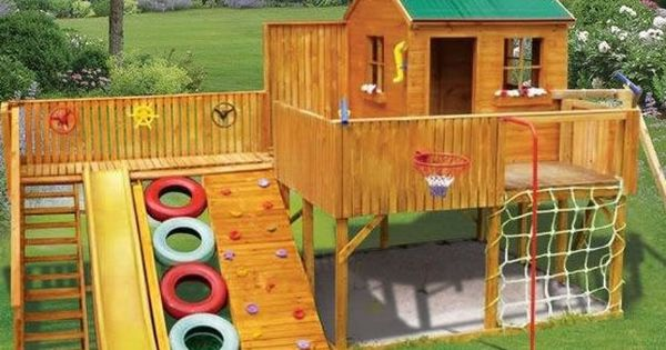 kids dream playhouse