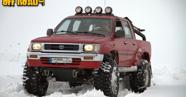 Old Dodge Ram >> Toyota Hilux extreme OffRoad | Off Road | Pinterest ...