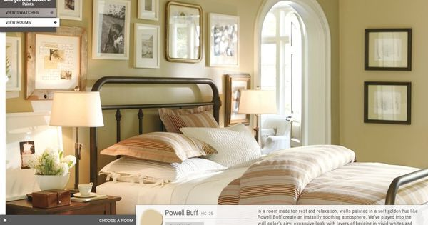 Benjamin Moore Powell Buff Nice Paint Color Benjamin Moore Collection For Pottery Barn