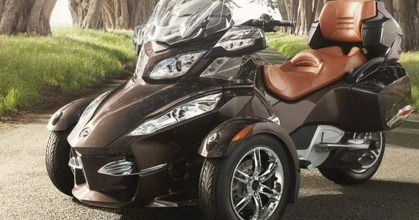 Can Am Spyder RT Roadster Limited 2012 Black Seat Please