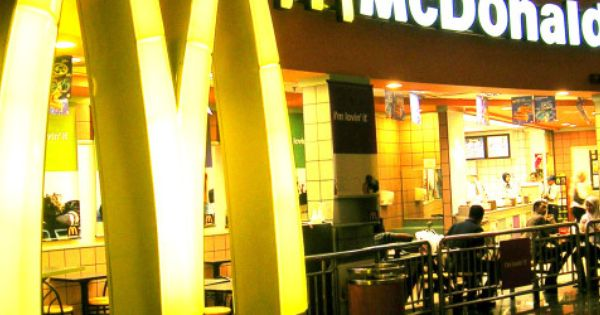 fast food reality term paper