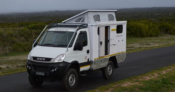 New Vista Motorhomes South Africa Build Motorhomes Amp Campers
