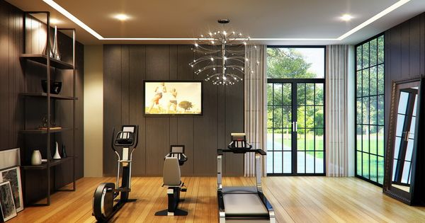 sportraum co iving house pinterest sportraum fitnessraum und fitnessraum zu hause. Black Bedroom Furniture Sets. Home Design Ideas