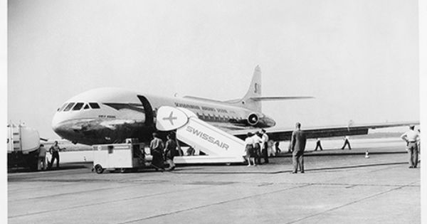 Geneve Aeroport On Twitter Aviation History Aviation Airplane Photography