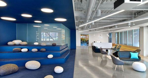 Fullscreen Offices Los Angeles Bancos Pinterest