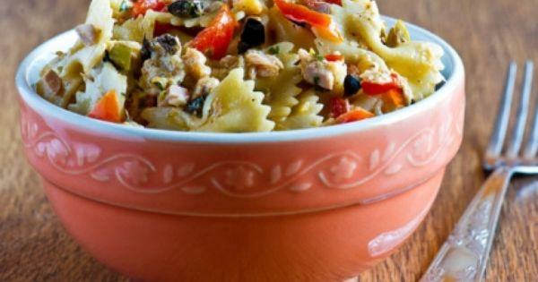 Picnic Pasta Salad | Recipe | Picnic pasta salads, The o'jays and ...