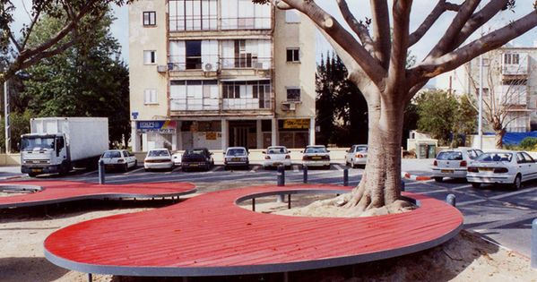 Tema architecture urban landscape design projects - Temas mobiliario ...
