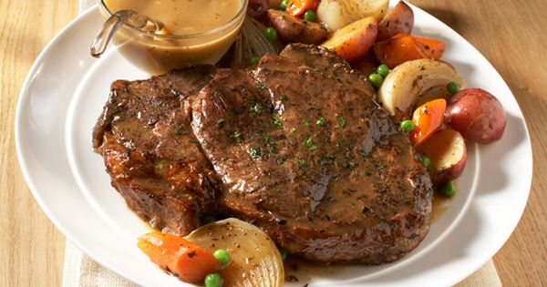 Beef pot roast, Root vegetables and Pot roast on Pinterest