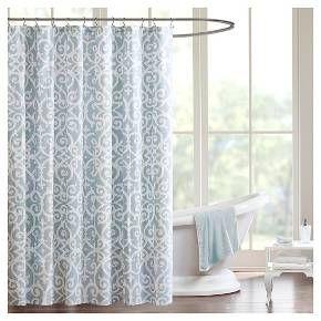 Shower Curtain Aqua 72x72 Quot Target Home Essence