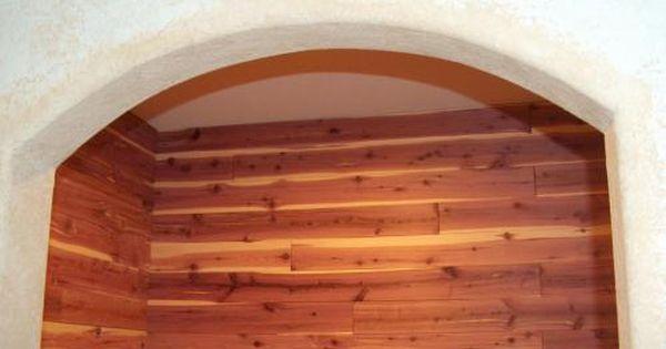 Red Cedar Closet Liner Tongue