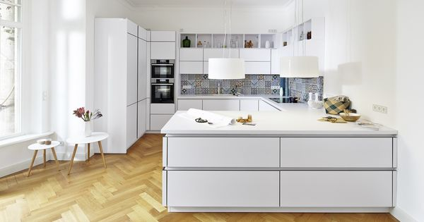 German Kitchen We Will Be Displaying With Bauformat At The Ideal Home Show In Olympia In London