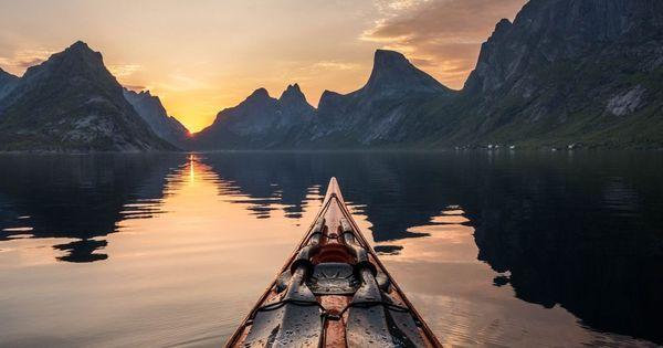 Reinefjord, Norway