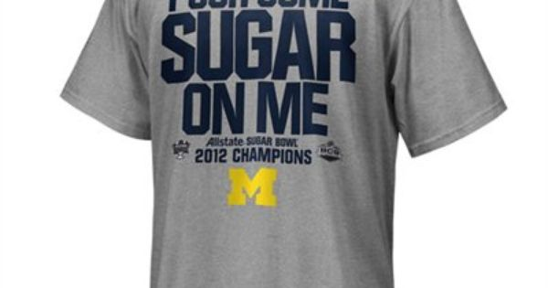 Sugar Bowl Punny Pop Culture Reference T Shirt