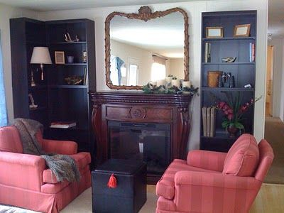 Best Living Room Ever the best mobile home remodel ever! | living rooms, room and house