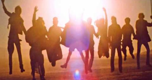 "Edward Sharpe and the Magnetic Zeros- ""Home"" and ""40 Day Dream"""