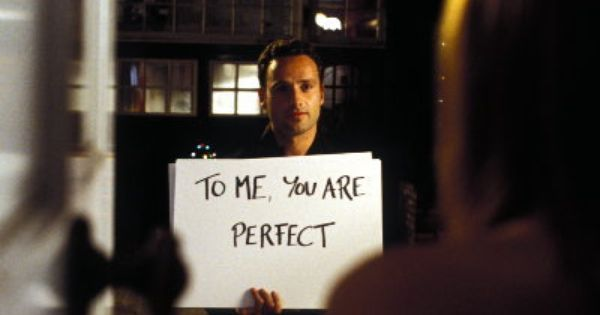 """To me, you are perfect."" Probably one of my favourite quotes. Will"
