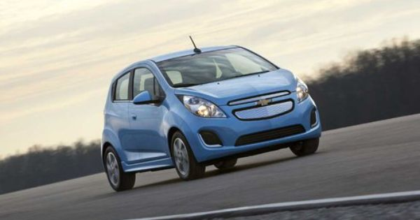 Chevy Announces The 2014 Spark Ev Will Get A Category Leading Epa Estimated 119 Mpge Chevrolet Spark 2014 Chevy Spark Chevrolet
