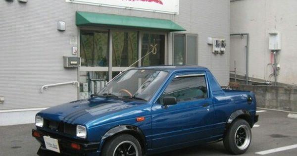 Suzuki Cervo Mighty Boy Modified おしゃれまとめの人気アイデア Pinterest Mashrub スズキ 車両 マイティ