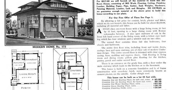 Build like it 39 s 1925 go bungalow house plans home and for 1925 bungalow floor plan