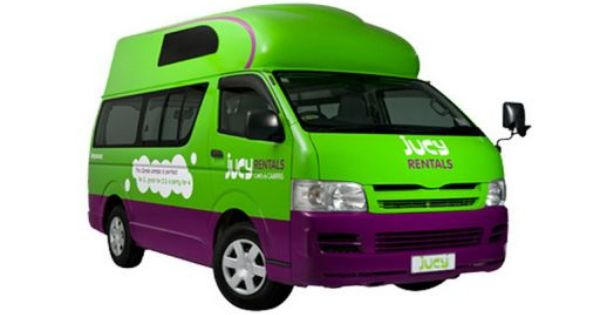 4 Berth Budget Camper For Hire In Australia Http Www Campervans