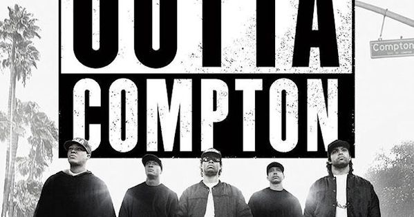 STRAIGHT OUTTA COMPTON movie poster No. 8