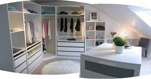 my walk in closet ankleidezimmer begehbarer kleiderschrank. Black Bedroom Furniture Sets. Home Design Ideas