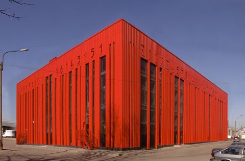 Bar Code Building In Sankt Petersburg, Russia | Photographs, Artworks And  Home
