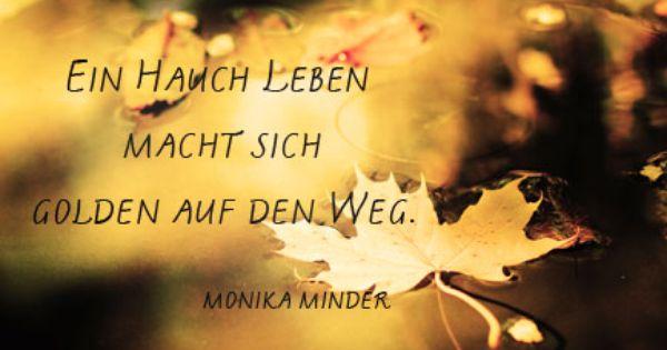 Oktober Gedichte Und Spruche Gedichte Und Spruche Spruche Herbst Spruch