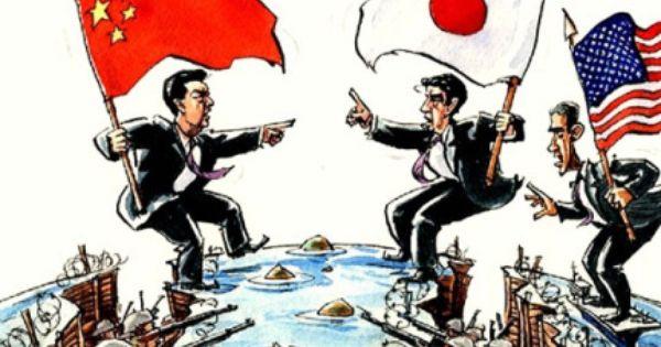 China Vs Japan War Plot Exposed Chinese Attack On Iwo Jima And