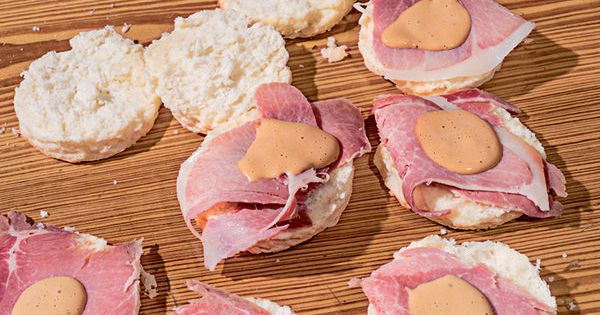 Momofuku, Biscuits and Red eyes on Pinterest