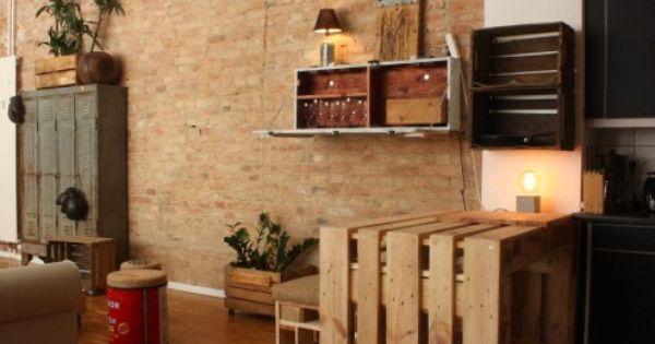 bei vinterior aus berlin entstehen aus alten materialien. Black Bedroom Furniture Sets. Home Design Ideas