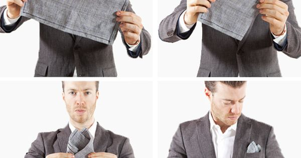 Essential fashion tips that will help you dress for the occasion. | See more about Pocket Squares, Pockets and Squares.