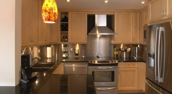 Condo Kitchen Kitchen Remodeling And Condos On Pinterest