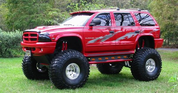 2000 dodge durango off road bumper looking for pictures of a lifted durango my dream car. Black Bedroom Furniture Sets. Home Design Ideas