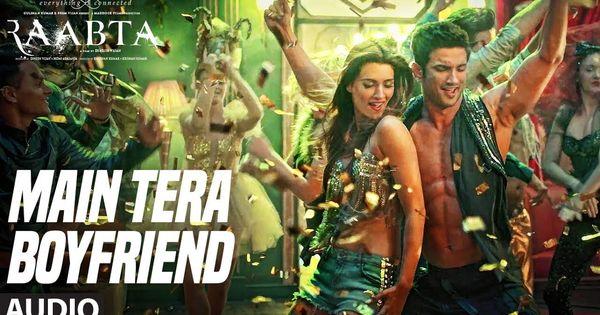 Main Tera Boyfriend Song Raabta Remix By Dj Saad Songs For Boyfriend Songs Mp3 Song Download
